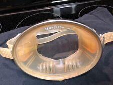 Vintage Dive Mask Tempered Nemrod Seamco in original box