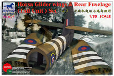 Bronco 1/35 3574 Horsa Glider Wings&Rear Fuselage(Tail Unit)Set