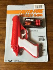 CLASSIC AUTO-FIRE PELLET GUN ~ STILL SEALED IN PACKAGE ~ RARE  COLLECTIBLE 1988