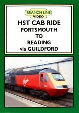 HST Cab Ride: Portsmouth to Reading via Guildford