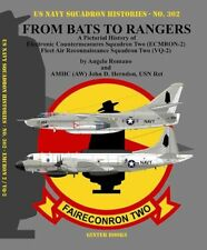 Ginter 302: US Navy Squadron Histories, From Bats to Rangers