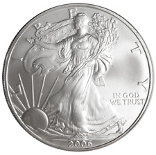 2006 $1 American Silver Eagle 1 oz Brilliant Uncirculated