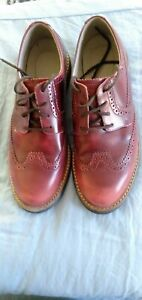 SOLD Rockport Women's Shoes, Size 7, Red, Leather upper, VGC hardly worn