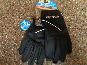 Columbia Men's Head of the Trail II Gloves S / M Omni Heat Tech Friendly NWT