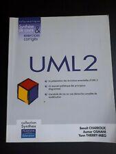 UML 2 Sythèse de cours & exercices corrigés