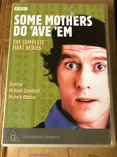 Some Mothers Do 'Ave 'Em : Series 1 (DVD, 2003) Michael Crawford Michele Dotrice