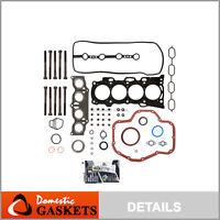 Fits 01-06 Toyota Highlander Camry Scion 2.4L MLS Full Gasket Set Bolts 2AZFE