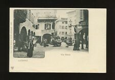 Lugano Pre - 1914 Collectable Swiss Postcards