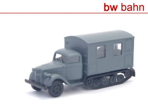 Artitec 1:87 2002-129 Ford 3000 Mule Suitcase Armed Forces WWII - Special Model