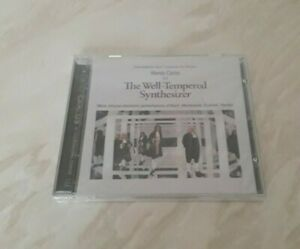 WENDY CARLOS - The Well-Tempered Synthesizer (CD) Brand New Sealed