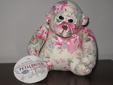 Petal Brook Collection Floral Scented Monkey