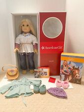 First Edition American Girl Doll Julie with Book Boxed Set Accessories Outfit