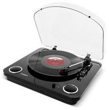 ION Audio Max LP Conversion Turntable - Black