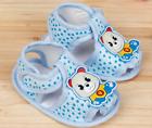 bébé nourisson fille garçon chaussures crèche bleu 0-6 6-12 12-18 mois