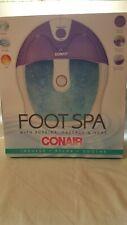 NWB Conair foot spa(FB70WV17)