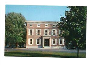 Farmers Bank of Delaware Georgetown, Delaware c 1950s