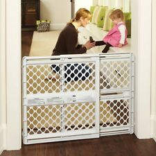Stairs Baby Gate Tall Stairway Protect Securaty baby gates Easy Installation