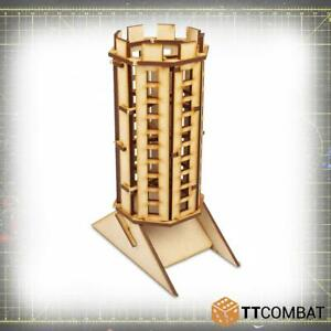 TTCombat BNIB Spindle Dice Tower TTSCW-HBA-009