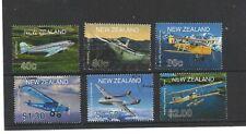 NEW ZEALAND 2001 AIRCRAFT FU/CTO