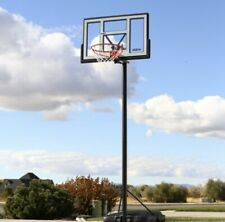 Lifetime 90584 46 inch Adjustable Portable Basketball Hoop