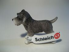 Schleich Miniature Schnauzer Dog Farm World New