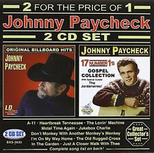 Johnny Paycheck - 2 CD Set [New CD]