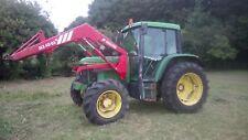 1996 John Deere 6300 4wd cw Chilton loader