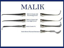 Smiler Sinus Lift Set of 4 Implant Dental Instruments