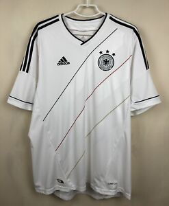 NATIONAL TEAM GERMANY 2012/2014 HOME JERSEY SHIRT MAGLIA FOOTBALL SOCCER TRIKOT