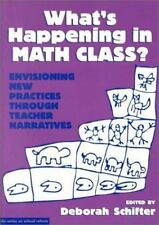 What's Happening in Math Class?: Reconstructing Professional Identities (Series
