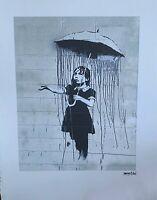 Banksy - Lithographie signée et numérotée