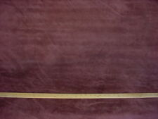 Townsend Leather 23.00 Sq Ft Serenato Aubergine Suede Cowhide Leather Upholstery