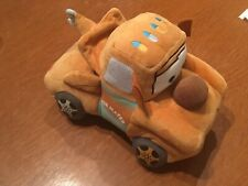 Disney Pixar Tow Mater Plush Gund Towtruck Character Cars Movie 11in
