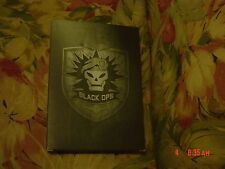 Call of Duty -Black Ops METAL - from PS2 or Xbox, No game, Metal Only