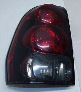 2002 Chevy Trailblazer Left Rear Combination Brake Corner Lamp Light 16530277