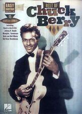 Best of Chuck Berry for Easy Guitar Songbook Noten Tab für Gitarre leicht