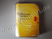Project 2007 Standard Vollversion, deutsch - neu, SKU: 076-03749
