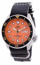 Seiko Analog Sport Watch Automatic Black Mens SKX011J1