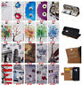 NEW Leather wallet pouch flip stand case skin cover For BQ Aquaris U LITE