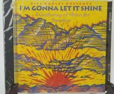 BILL HARLEY I'm Gonna Let It Shine CD New Sealed Religious Christian God Jesus