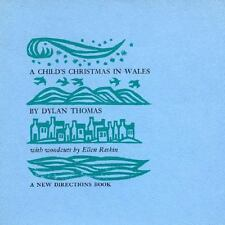 A Child's Christmas in Wales Thomas, Dylan Paperback
