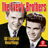The Everly Brothers - 60 Essential Recordings [New & Sealed] 3 CDs