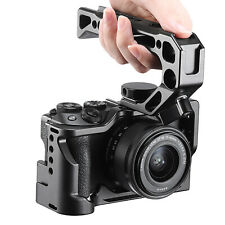 For Canon M6 Mark II Camera Accessories Practical Metal Camera Cage Holder Mount