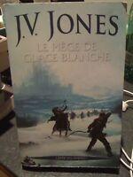 L'epee Des Ombres T.1 : Le Piege De Glace Blanche - Julie Victoria Jones