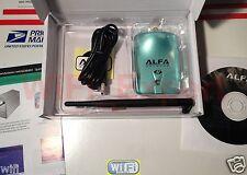 ALFA N AWUS036NH Booster Long Range LONG RANGE WIFI USB