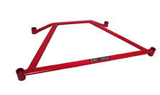 Megan Front Lower H Brace Bar RSX DC5 02-06 CIVIC 01-05 EM2 ES1 ES2 EP3 Red