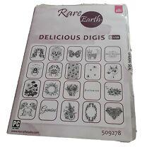 Rare Earth Delicious Digis Vol 2 Usb