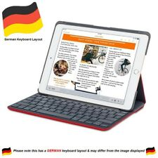 Logitech Canvas Bluetooth German Keyboard Case for iPad Air 2 - Mars Red Orange