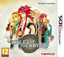 Tales of the Abyss | Nintendo 3DS / 2DS New