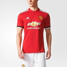 ADIDAS MUFC H JSY CAMISETA OFICIAL MANCHESTER UNITED ORIGINAL JERSEY 2018 BS1214